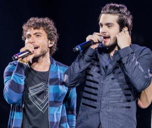 """Luan Santana volta ao topo da Billboard com """"E Essa Boca Aí?"""", parceria com Bruninho e Davi"""