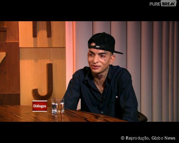 """MC Guimê revela que trabalhando com o funk ostentação ele recebe nada menos que R$ 700 mil por mês: """"Isso no bruto"""""""