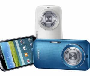 Vídeo de apresentação do smartphone Samsung Galaxy K Zoom