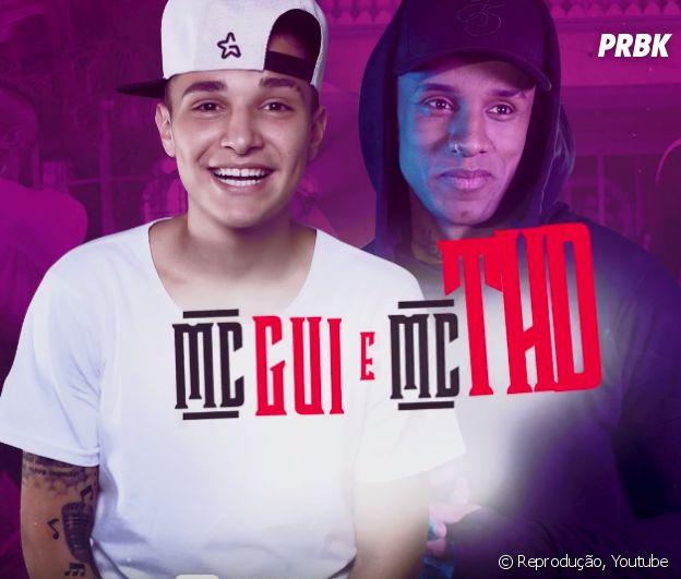 "MC Gui e MC THD lançam clipe da música ""Tchuk Tchuk"" no Youtube"