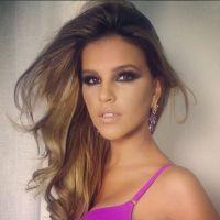 """Mariana Rios posa sensual só de lingerie após fim de """"Além do Horizonte"""""""