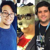 """DSX: Damiani, Rato Borrachudo, Davy Jones e Patife jogarão """"Mortal Kombat"""" na Arena IGN!"""