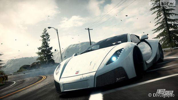 """Não vai ter """"Need for Speed"""" esse ano. A Electronic Arts quer mais tempo para inovar na franquia"""
