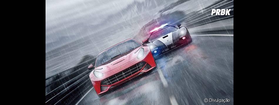 """Jogo """"Need For Speed Rivals"""" tem perseguições pela polícia"""