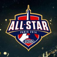 "Torneio mundial ""All-Star 2014"" de ""League of Legends"" vai começar #PartiuParis"