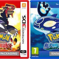 """Jogos """"Pokémon Ruby"""" e """"Saphira"""" ganham remake para Nintendo 3DS"""