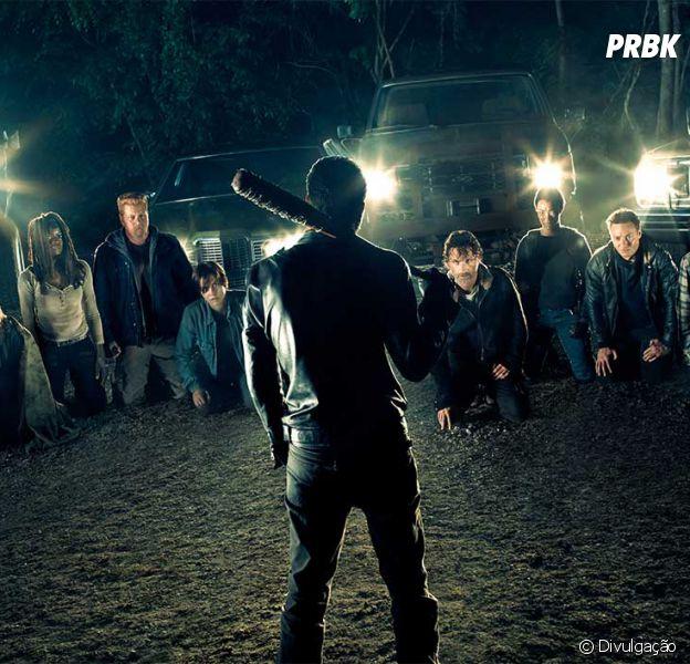 """De """"The Walking Dead"""", produtor revela início inovador para 7ª temporada!"""