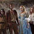 """Jamie Dornan, de """"50 Tons de Cinza"""", também está na série """"New Worlds"""""""