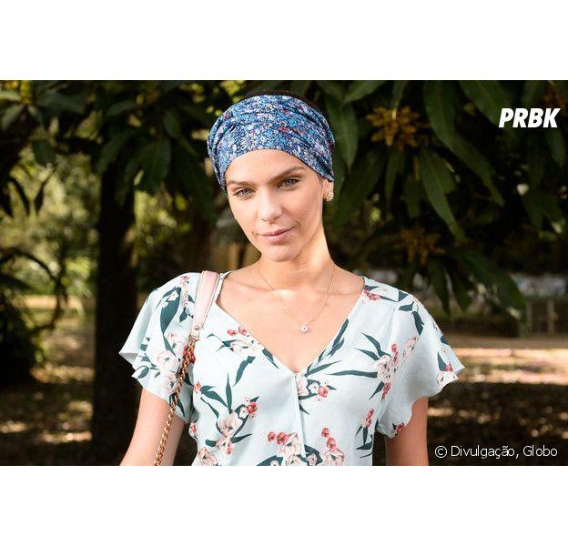 """Em """"A Lei do Amor"""", Letícia (Isabella Santoni) é filha de Pedro (Reynaldo Gianecchini)!"""