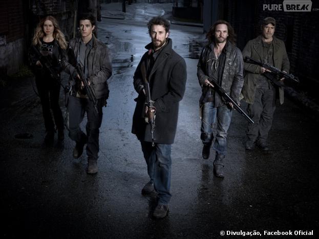 """O elenco de """"Falling Skies"""" divulgou na Comic-Con de Nova York a primeira promo da nova temporada!"""