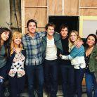 """De """"Pretty Little Liars"""": na 7ª e última temporada, elenco se despede da série nas redes sociais!"""