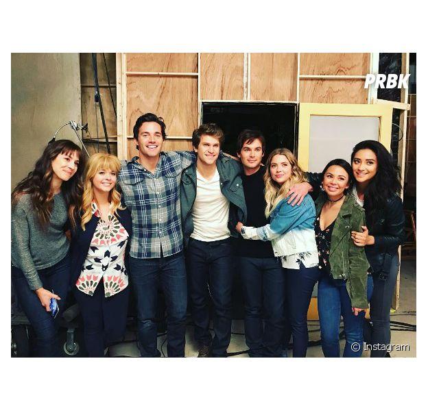 """A sétima temporada de """"Pretty Little Liars"""" será a última da série!"""