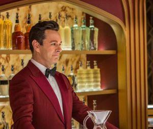 """Jim Preston também estrela """"Passageiros"""", com Jennifer Lawrence e Chris Pratt"""