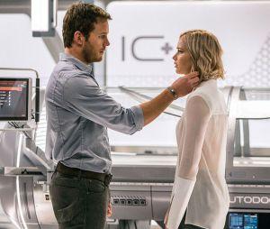 """""""Passageiros"""", com Jennifer Lawrence e Chris Pratt, acaba de ganhar novas imagens"""