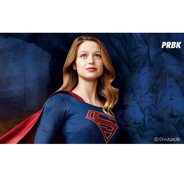 "Em ""Supergirl"", Kara (Melissa Benoist) luta contra tecnologia alienígena!"