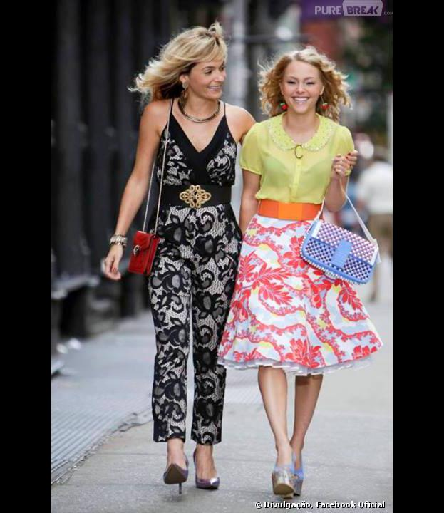 "Carrie e Samantha vão abalar Nova York na nova temporada de ""The Carrie Diaries""!"