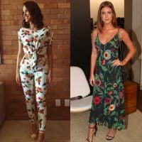 Bruna Marquezine ou Marina Ruy Barbosa? Qual look primaveril da semana é o seu favorito?