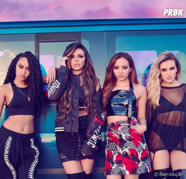 "Ouça ""Nothing Else Matters"", música nova do Little Mix para o álbum ""Glory Days"""