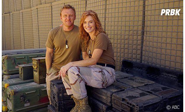 """Megan, irmã de Owen em """"Greys Anatony"""", é interpretada pela atrizBridget Regan"""