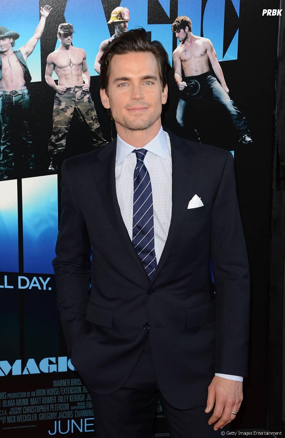 """Matt Bomer é um dos atores que podem viver Mr. Grey em """"50 Tons de Cinza"""" nas telonas"""