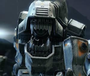 """Criaturas cibernéticas monstruosas foram criadas pelos almães em """"Wolfenstein: The New Order"""""""