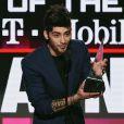 Zayn Malik foi considerado o Artista Revelação do Ano no American Music Awards 2016