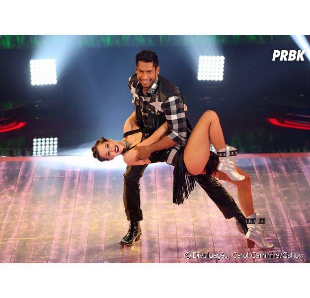 """Sophia Abrahão fica em primeiro lugar na """"Dança dos Famosos"""""""