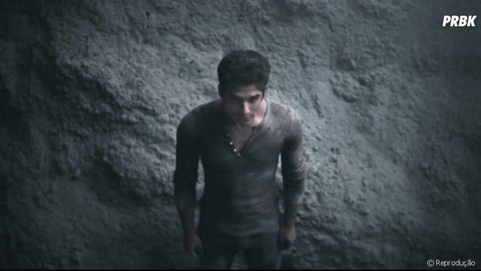 """Scott (Tyler Posey) parece estar revoltado no teaser de """"Teen Wolf"""""""