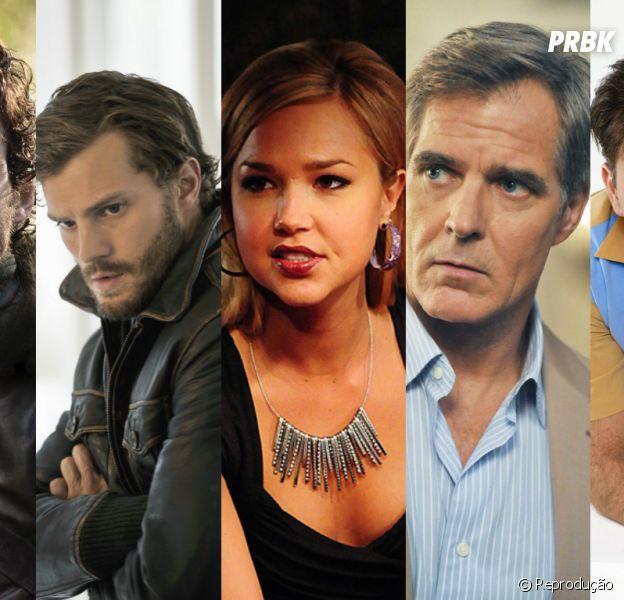 Quem você quer que volte pra séries?