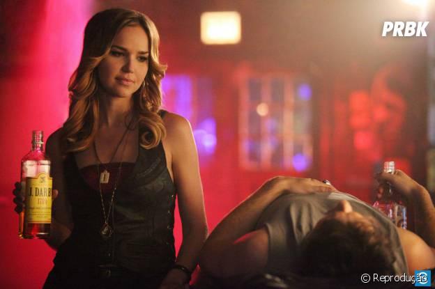 """Lexi de """"The Vampire Diaries"""""""