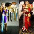 """""""League Of Legends"""": Cosplay Kayle"""