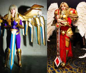 """League Of Legends"": Cosplay Kayle"