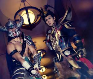 """League Of Legends"": Cosplay Trindamere e Javin IV"