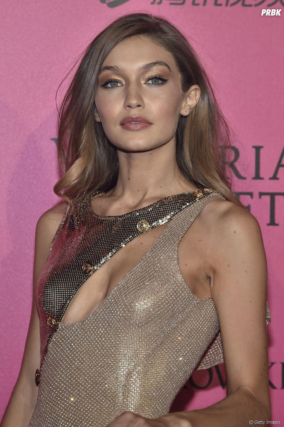 Gigi Hadid no Victoria's Secret Fashion Show 2016: modelo está com tudo, viu?
