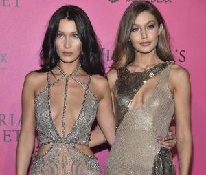 Gigi Hadid e Bella Hadid no Victoria's Secret Fashion Show 2016: na festa promovida após desfile, modelos brilham novamente