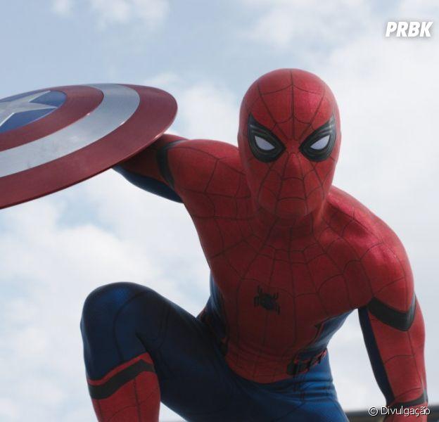 """O filme """"Spiderman: Homecoming"""" estreia em julho de 2017 e já tem sequência marcada para julho de 2019!"""