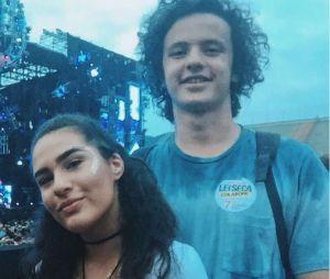 Lívian Aragão assume namoro com músico José Marcos!