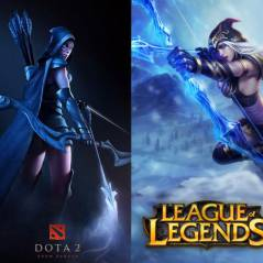 "Duelo de MOBA: ""Dota 2"" vs ""League Of Legends"""