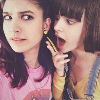 """De """"Eu Fico Loko - O Filme"""": Giovanna Grigio e Isabella Moreira, saiba tudo das estrelas do longa!"""