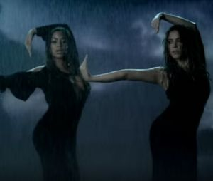 "Beyoncé e Shakira - ""Beautiful Liar"""