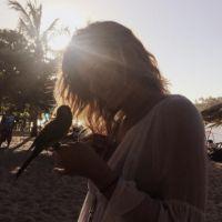"""Sasha Meneghel publica foto na Bahia e dá adeus às férias: """"Me despedindo de um lugar maravilhoso"""""""