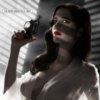 """Cartaz de """"Sin City 2"""" foi censurado nos EUA por causa de """"nudez"""" de Eva Green"""