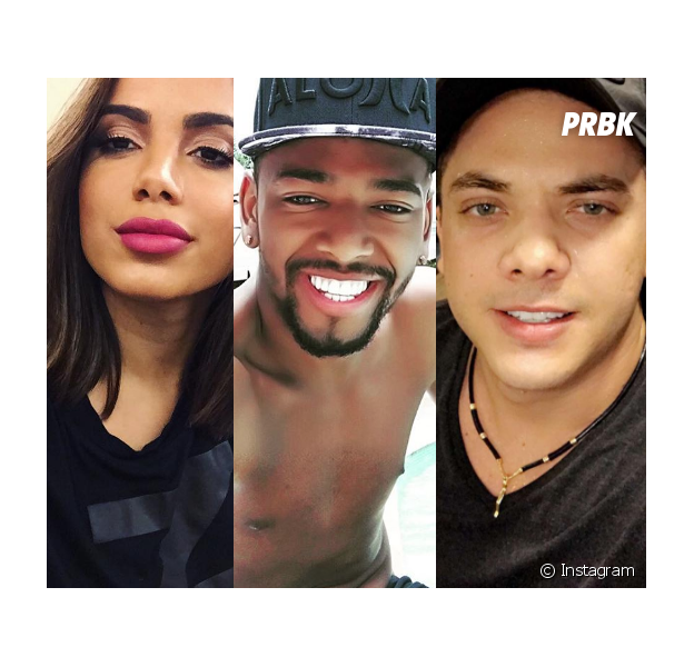 Anitta, Nego do Borel e Wesley Safadão lançam nova música juntos
