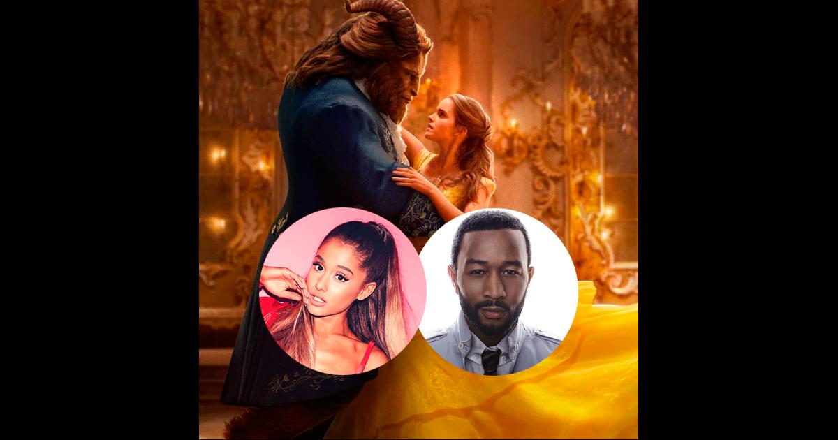 Ariana Grande e John Legend devem fazer dueto para trilha sonora do longa!