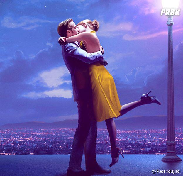 """Filme """"La La Land - Cantando as Estação"""", com Emma Stone e Ryan Gosling: 10 gifs para te fazerem ter vontade de assistir ao longa"""