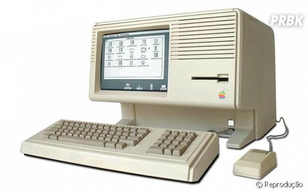 O computador Lisa, da Apple, foi o primeiro a ter mouse