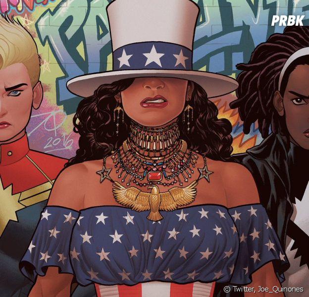 Beyoncé é a inspiração da nova heroína da Marvel