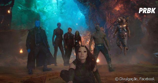 """De """"Guardiões da Galáxia 2"""":Mantis (Pom Klementieff) é uma das novas personagens"""