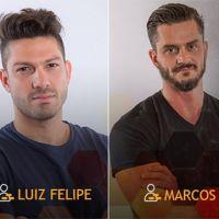 """No """"BBB17"""": Luiz Felipe, Ilmar e Marcos se enfrentam no 3º Paredão!"""