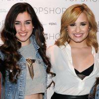 Lauren Jauregui, do Fifth Harmony, e Demi Lovato amigas? Fãs sobrem hashtag após comentários!